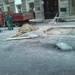Почели радови на поплочавању Змај Јовине улице