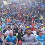 Комунални неред кочи Београдски маратон