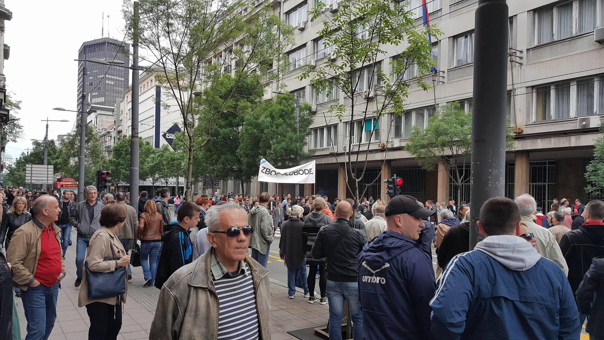 Улица краља Милана Фото: Београдске.рс