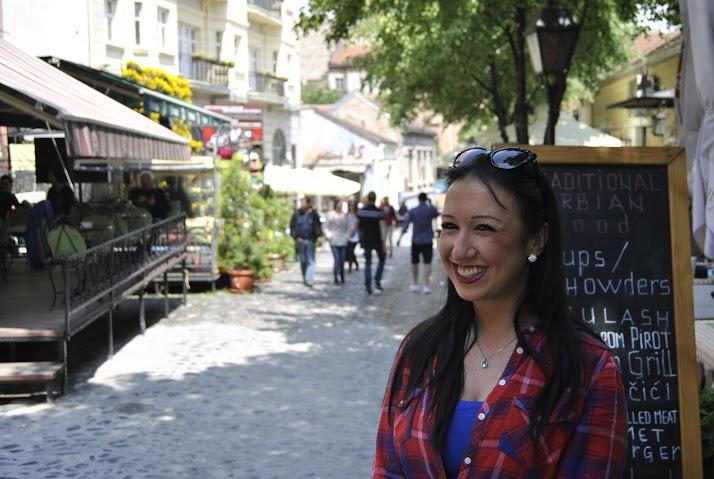 Осмех добродошлице Фото: Београдске.рс