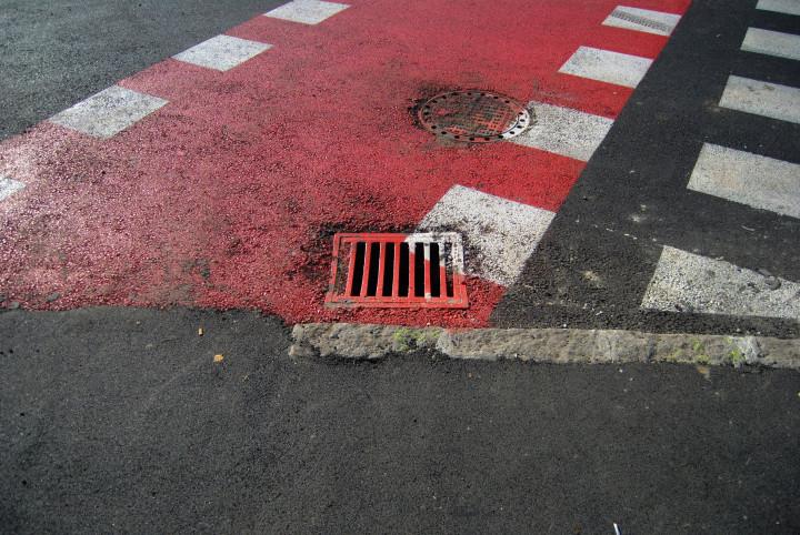Решетка на путу Фото: М.Старчевић