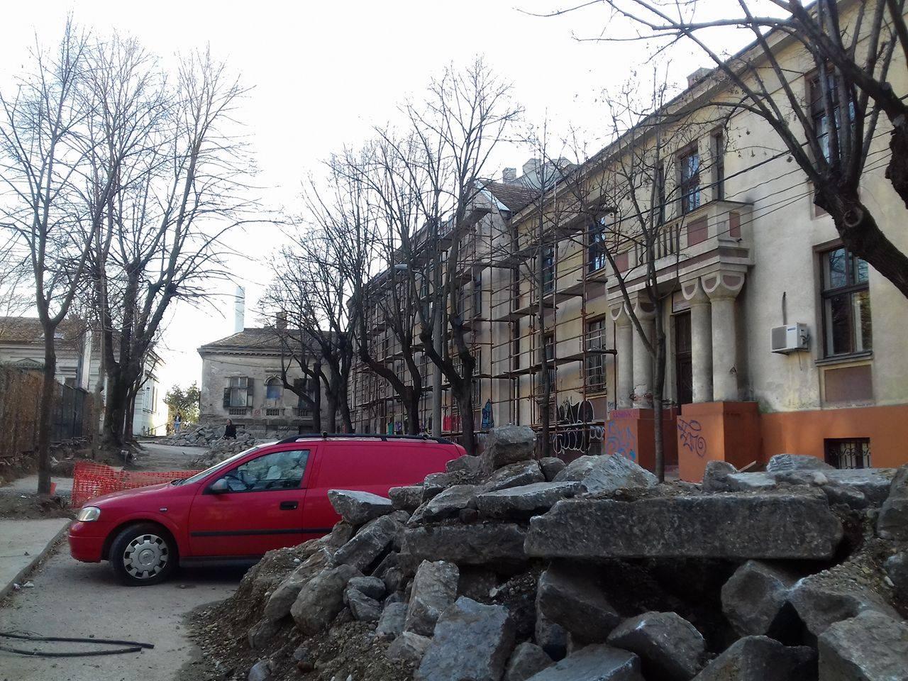 Фасаде Косанчићев венац Фото: Београдске.р