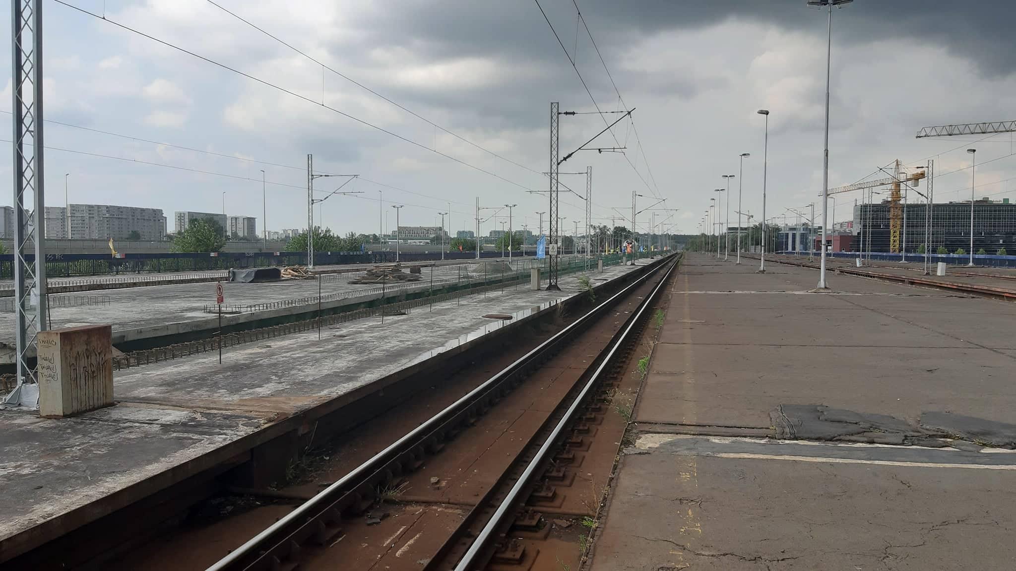 Železnička stanica Novi Beograd