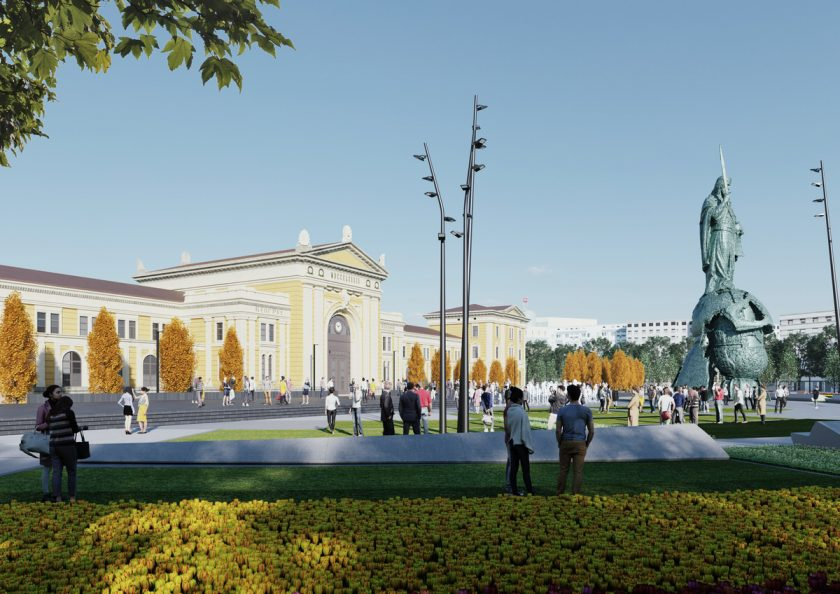 Споменик Стефану Немањи